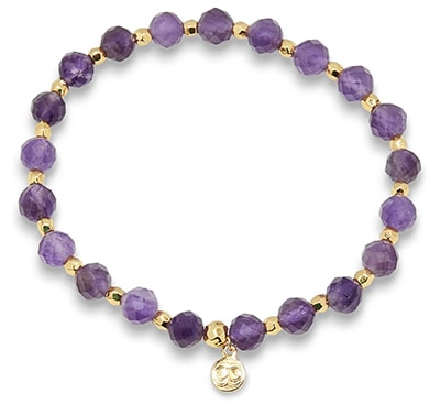 Meaningful gifts - gorjana power stone bracelet | 40plusstyle.com