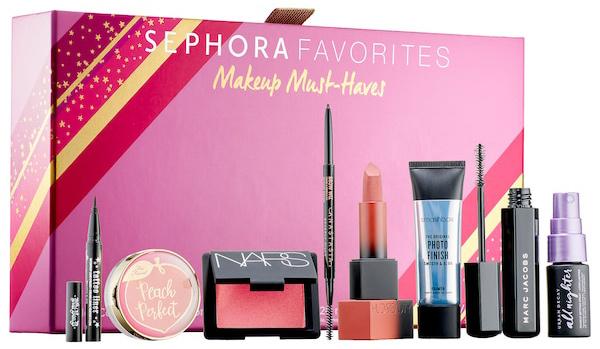 Sephora Favorites Makeup Musthaves Bestsellers Set | 40plusstyle.com