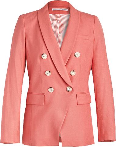 Veronica Beard Oskar Dickey jacket | 40plusstyle.com