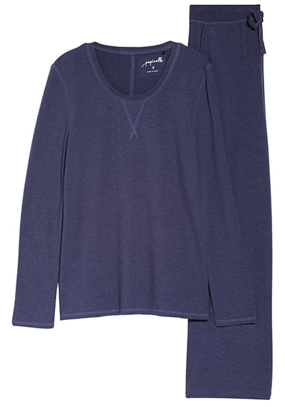 Papinelle feather soft pajamas | 40plusstyle.com