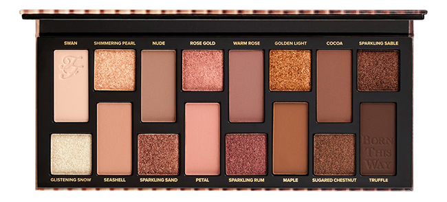 Too Faced Born This Way The Natural Nudes Eyeshadow Palette | 40plusstyle.com