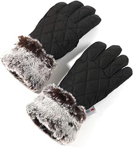 accsa winter waterproof glove | 40plusstyle.com