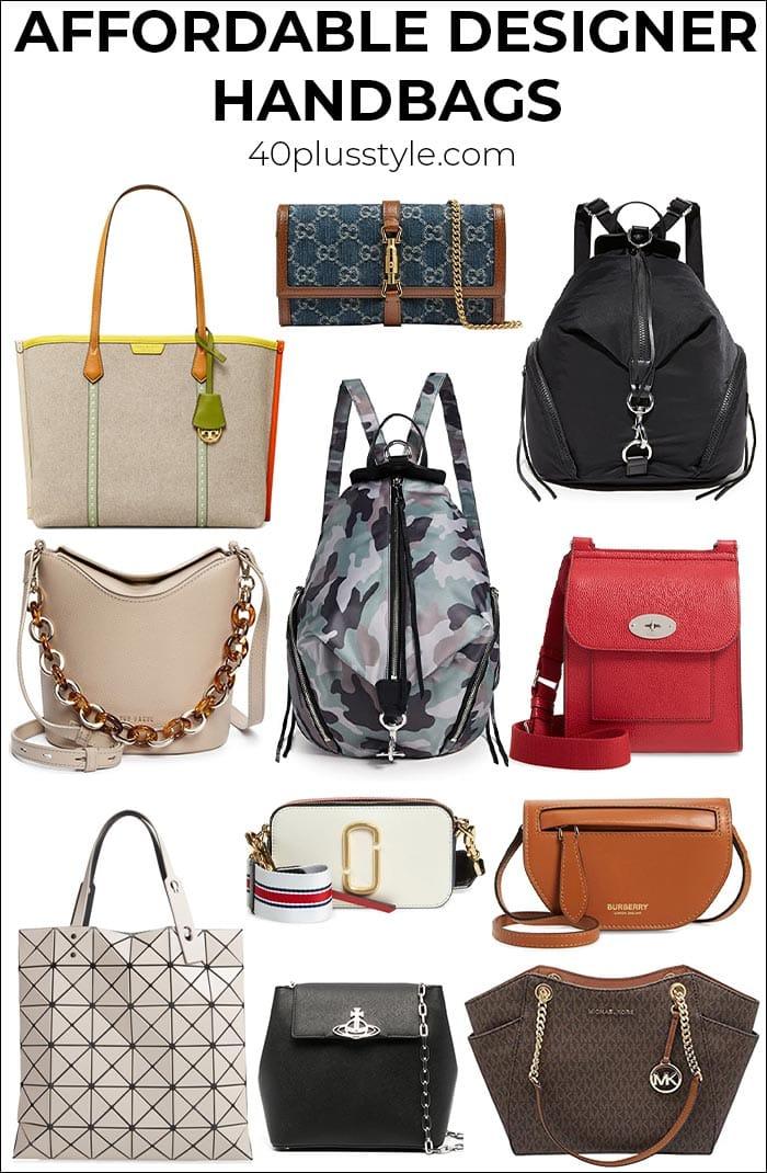 The 10 best designer handbags you can definitely afford   40plusstyle.com