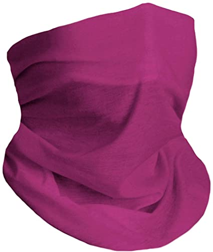 INTO THE AM Breathable Neck Gaiter Face Cover Mask Bandana | 40plusstyle.com