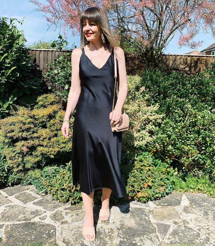 How to choose the perfect little black dress for your body type