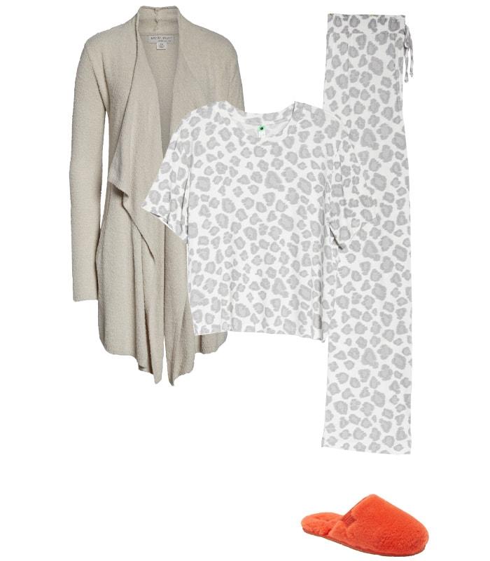 Sleep wear - stylish cardigan outfits for women | 40plusstyle.com
