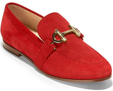 Cole Haan loafer | 40plusstyle.com
