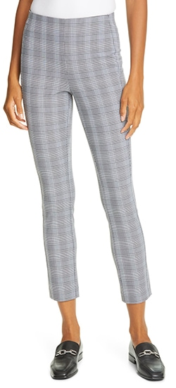 Stylish clothes - rag & bone Simone Glen plaid pants | 40plusstyle.com