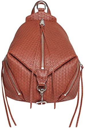 Rebecca Minkoff medium Julian backpack | 40plusstyle.com