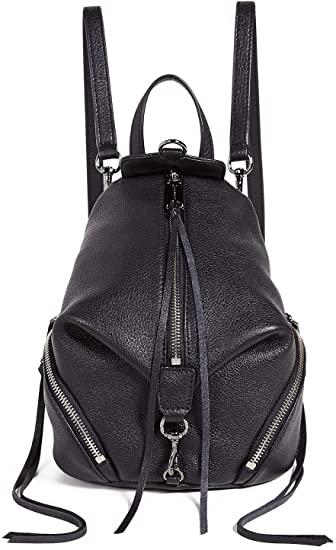 Rebecca Minkoff convertible mini Julian backpack | 40plusstyle.com