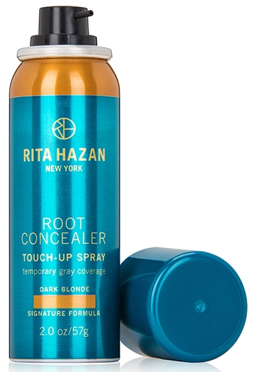 Rita Hazan Root Concealer Touch Up Spray | 40plusstyle.com