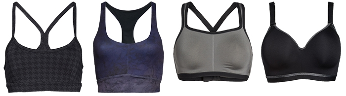 Best sports bras for working out | 40plusstyle.com