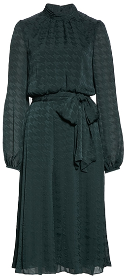 NYE outfit ideas - midi dresses | 40plusstyle.com