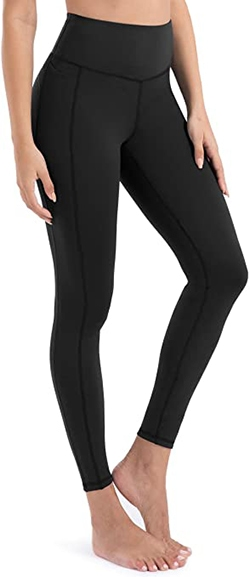 VOEONS yoga pants | 40plusstyle.com