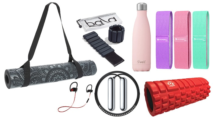 Workout equipment | 40plusstyle.com