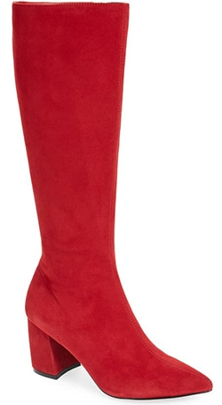 Steve Madden pointed toe boot   40plusstyle.com