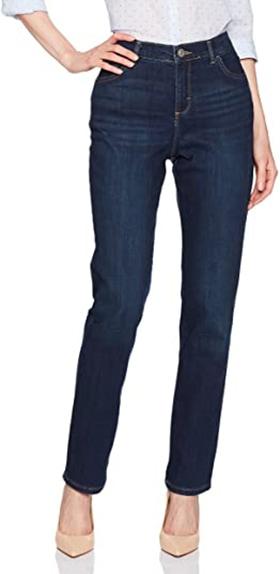 Lee straight leg jeans | 40plusstyle.com