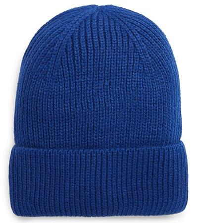 Trouvé cuff hat | 40plusstyle.com