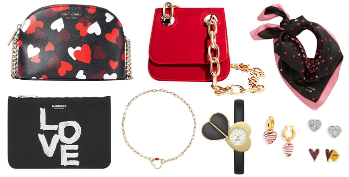Accessories for Valentine's   40plusstyle.com