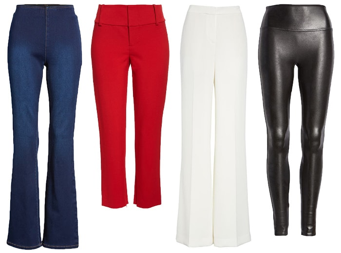 how to dress for Valentine's day - pants and jeans | 40plusstyle.com