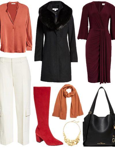 The ultimate checklist of wardrobe essentials   40plusstyle.com