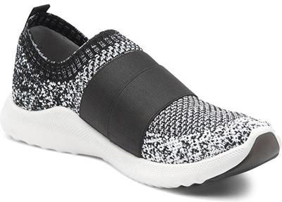 Aetrex Allie Slip-On Sneaker | 40plusstyle.com