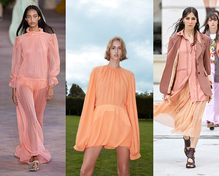 Coral for spring | 40plusstyle.com