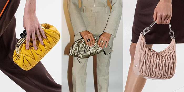 Bag trends 2021 | Cushioned bags | 40plusstyle.com