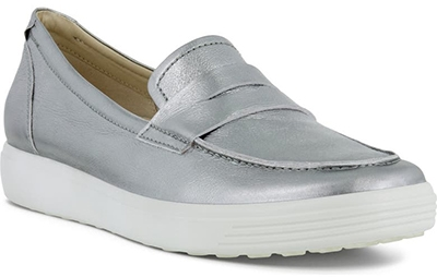 Shoes with arch support - ECCO Soft 7 Loafer | 40plusstyle.com