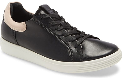 Shoes with arch support - Ecco sneakers | 40plusstyle.com