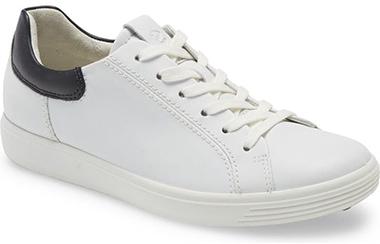 ECCO Soft 7 Street Sneaker   40plusstyle.com