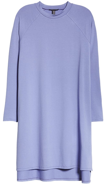 Eileen Fisher dress | 40plusstyle.com