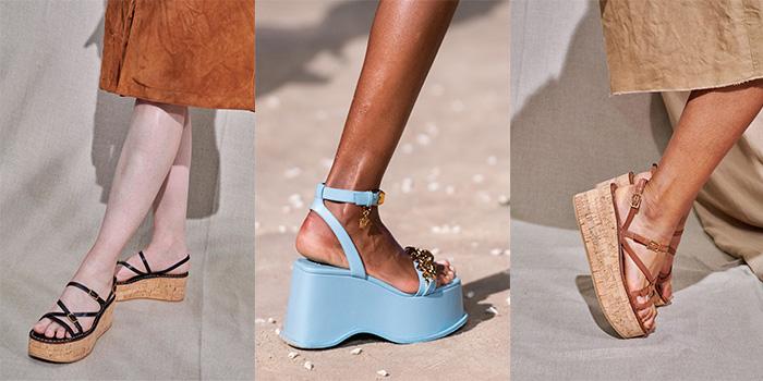 Flatform shoes   40plusstyle.com