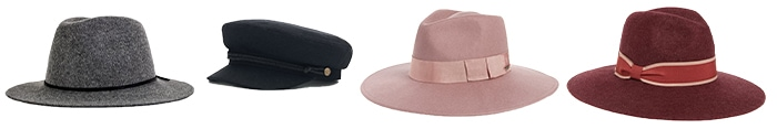 Wear a hat with a little height | fashion over 40 | style | fashion | 40plusstyle.com