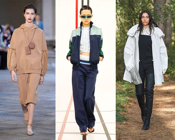 Luxe sportswear | 40plusstyle.com
