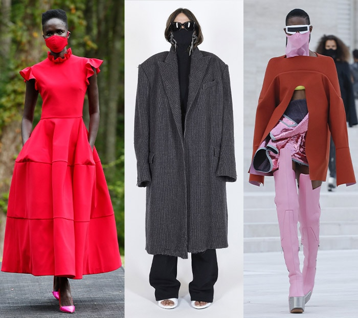 Face masks to match your outfit   40plusstyle.com