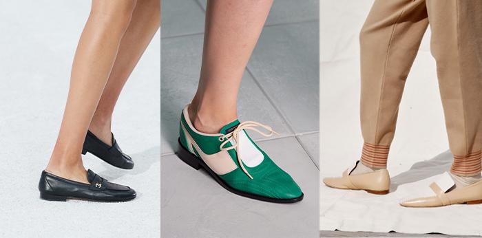 Spring shoe trends 2021 - menswear   40plusstyle.com