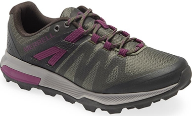 Merrell Zion Hiking Sneaker   40plusstyle.com