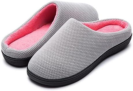 RockDove two-tone slipper | 40plusstyle.com