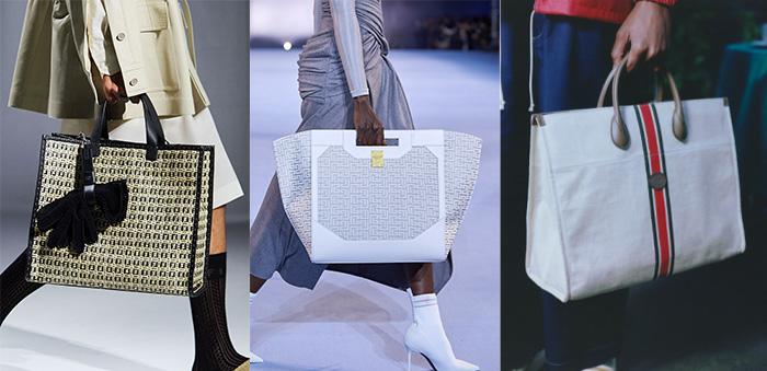 Shopper tote bags | 40plusstyle.com