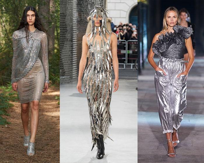 Color trends - silver   40plusstyle.com