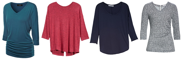 Slimmer sleeves | fashion over 40 | style | fashion | 40plusstyle.com