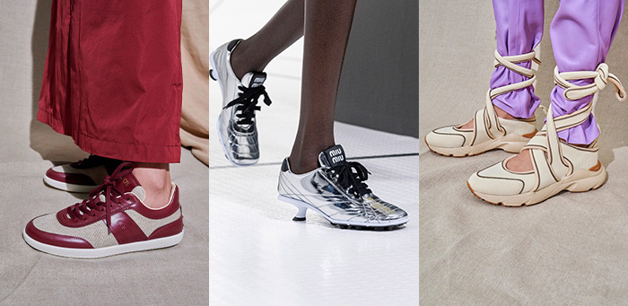 Shoe trends 2021 - sneakers   40plusstyle.com