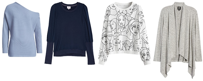 Outfits for spring - tops | 40plusstyle.com