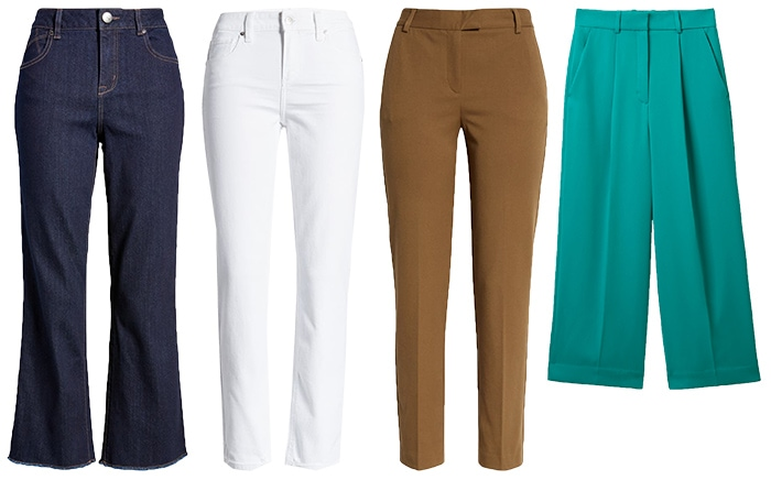 Pants for spring | 40plusstyle.com
