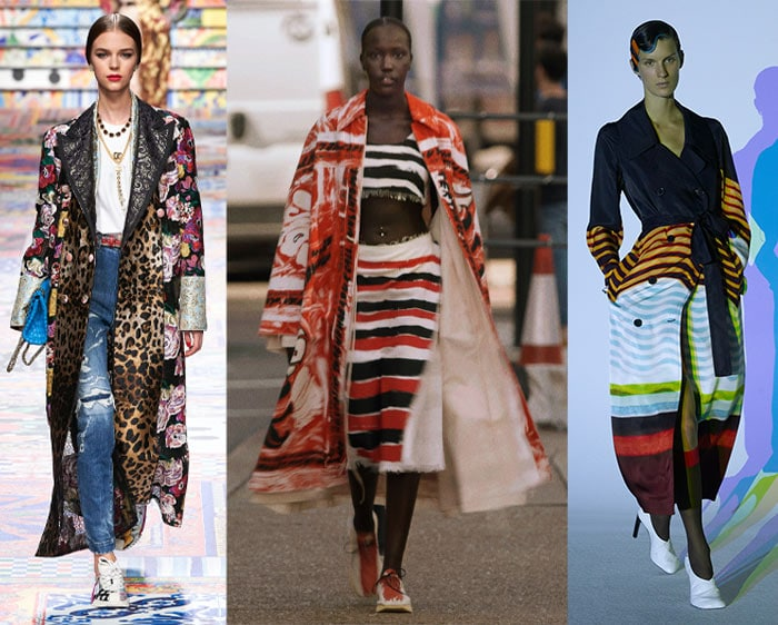 Statement coats in the 2021 fashion trends | 40plusstyle.com