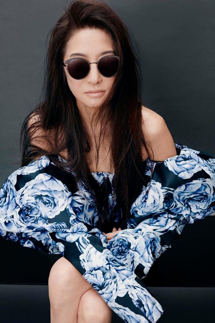 Female fashion designers   Vera Wang   40plusstyle.com