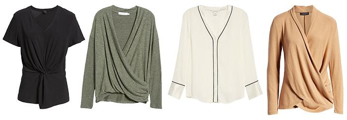 Wear V-necks | fashion over 40 | style | fashion | 40plusstyle.com