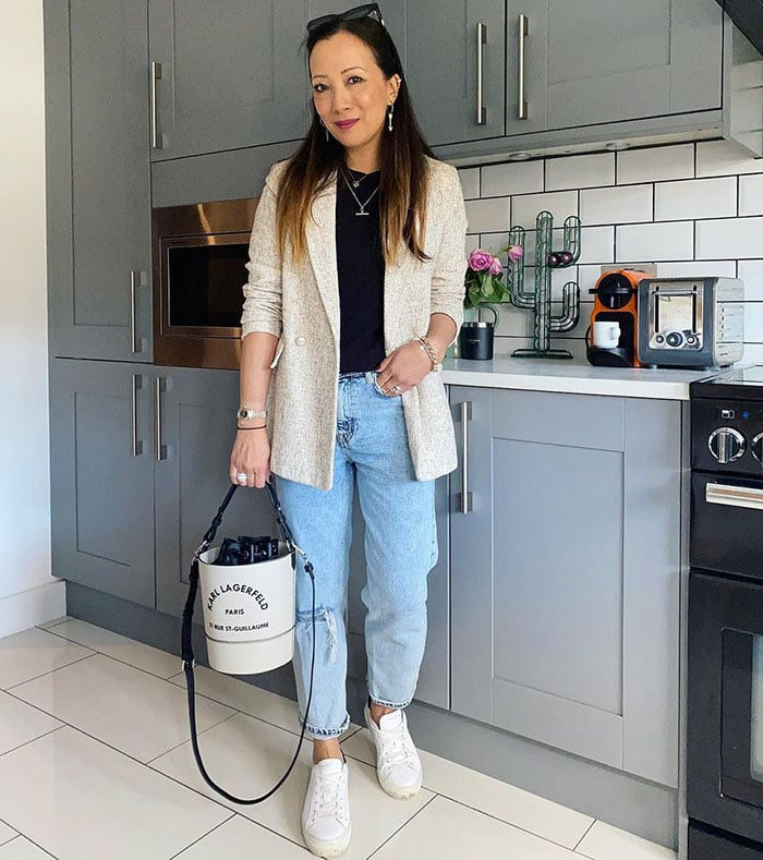 Casual outfits for Easter | 40plusstyle.com