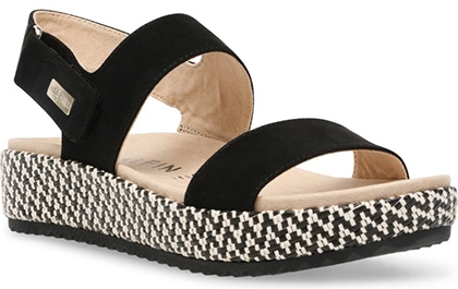 Plantar fasciitis shoes - Anne Klein Vanda Slingback Sandal   40plusstyle.com